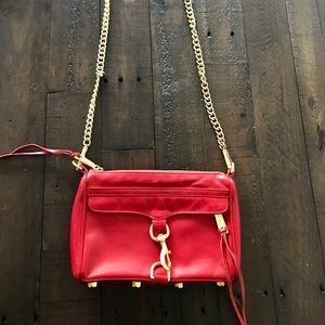Never worn Rebecca minkoff crossbody purse
